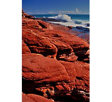 Kilbarri Shore Trolls Photographic Print