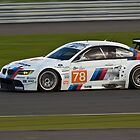 Team Schnitzer BMW M3 by Willie Jackson