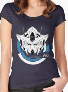 Gundam Qan(T) - GNT0000 Women's Fitted Scoop T-Shirt