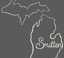 Smitten by titanqueen