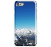The Ocean in the Sky iPhone Case/Skin