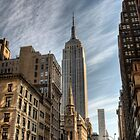 Empire State Building by NeilAlderney