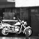 Motorcycle by Maria  Gonzalez