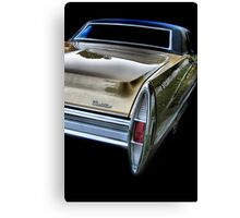 Cadillac Style Canvas Print