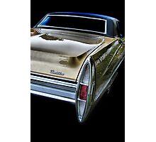 Cadillac Style Photographic Print
