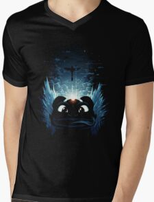 How to Train your Dragon 2 - Freedom Mens V-Neck T-Shirt