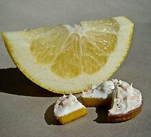 lemon pie by jessica hlavac