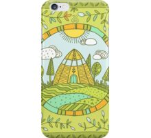 Urasa iPhone Case/Skin