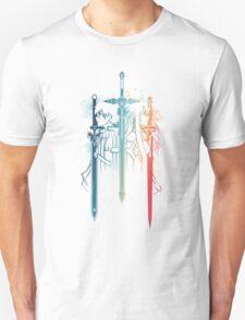 Sword Art Duo T-Shirt