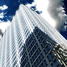 Cityscapes - Shadows, Reflections, and Clouds by ShadowDancer