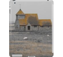 Fairfield Church, Romney Marsh iPad Case/Skin