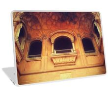 Ancient windows to other dimensions Laptop Skin