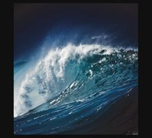 Winter Waves At Pipeline 15 T-Shirt