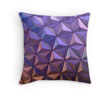 EC Triangles Throw Pillow