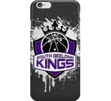 South Geelong Kings Basketball iPhone Case/Skin