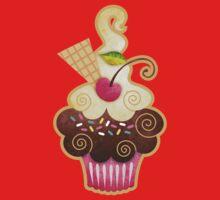 Scrumptious Cupcake T-Shirt