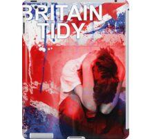 Keep Britain Tidy iPad Case/Skin