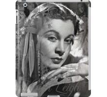 Goddesses Of The Classic Screen, no.11 (Throw Pillow) iPad Case/Skin
