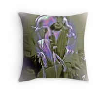 Goddesses Of The Classic Screen, no.10 (Throw Pillow) Throw Pillow