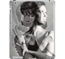 Goddesses Of The Classic Screen, no.2 (Throw Pillow) iPad Case/Skin