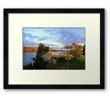 Manning River Afternoon Framed Print