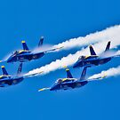 Blue Angels by Dave Parrish