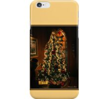 So This Is Christmas... iPhone Case/Skin