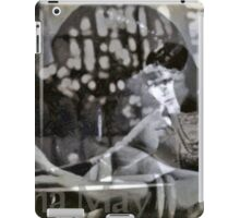 Goddesses Of The Classic Screen, no.5 (Throw Pillow) iPad Case/Skin
