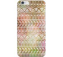 Aztec Print iPhone Case/Skin