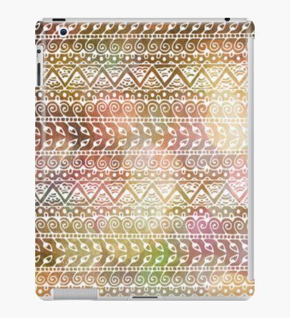 Aztec Print iPad Case/Skin