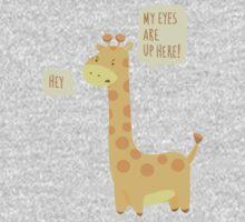Giraffe Problems! Kids Tee