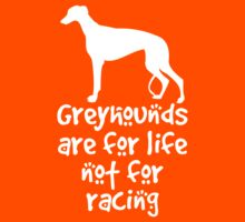 Greyhounds are for life not for racing by Iceyuk