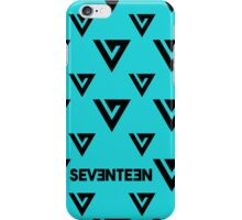 SEVENTEEN Pattern iPhone Case/Skin