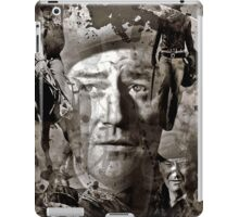 Rebels Of The Classic Screen, no.9 (Throw Pillow) iPad Case/Skin