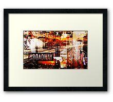 limit Framed Print