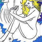 Daddy's lil Angel by BellaBarrio
