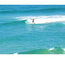 Catch a Wave Photographic Print