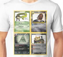 Mlg Pokemon Cards Unisex T-Shirt