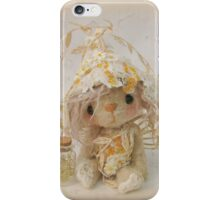 Aurelius, fairy bear - Handmade bears from Teddy Bear Orphans iPhone Case/Skin
