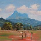 Mt Warning by Elaine Green