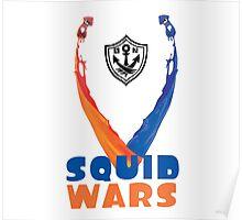 Splatoon! Squid Wars Poster