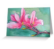 Magnolia XII Greeting Card