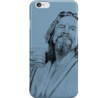 The Dude. iPhone Case/Skin