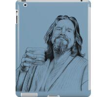 The Dude. iPad Case/Skin