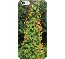 Tall flower iPhone Case/Skin