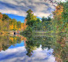 Hartman Lake by ECH52