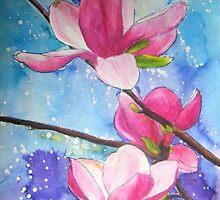 Magnolia XIV by Alexandra Felgate