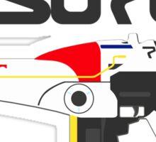 SUROS REGIME! - DESTINY Sticker