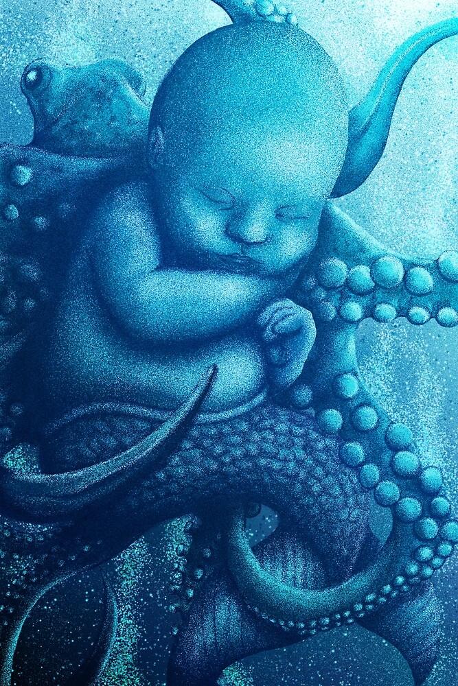 Aqua Baby by XIthLion