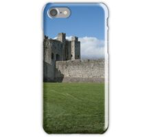 Norman castle iPhone Case/Skin